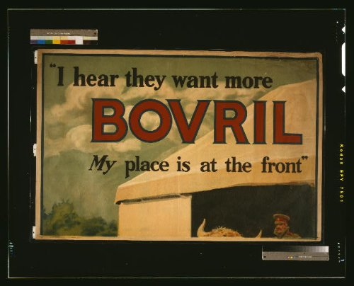 Bovril Beef Extract - 8