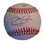 Washington Nationals Jeremy Guthrie Autographed Hand Signed Baseball with Proof Photo, KC Royals, Colorado Rockies, Baltimore Orioles, Cleveland Indians, COA