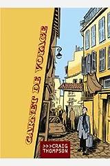 Carnet De Voyage (Travel Journal) Paperback