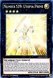 yugioh cards number 39 - Yu-Gi-Oh! - Number S39: Utopia Prime (CROS-EN094) - Crossed Souls - 1st Edition - Super Rare