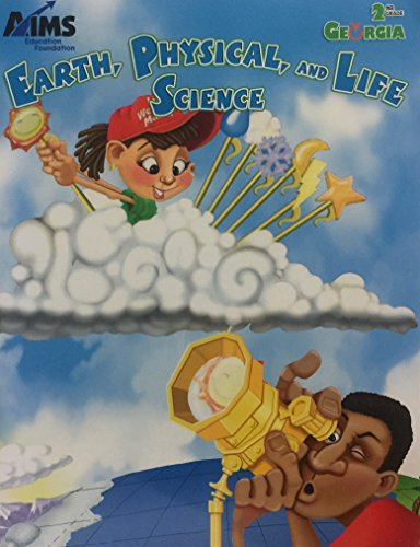Earth, Physical, and Life Science w/CD - 2nd Grade (Georgia)