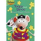 TOOPY & BINOO:VROOM, VROOM, ZOOM-TREASURE HUNT-MINI MOVIE COLL 4
