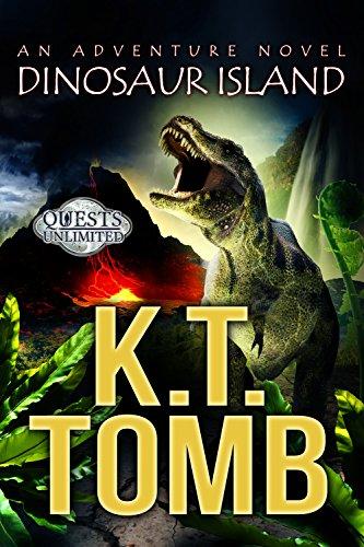 Dinosaur Island (Islands That Time Forgot Book 1)