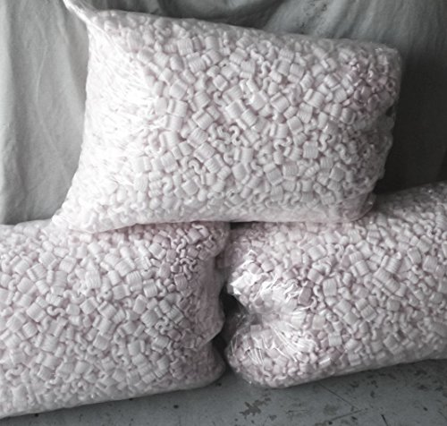 10.5 Cu. Ft. White Packing Peanuts Fast Shipping by PackingPeanuts
