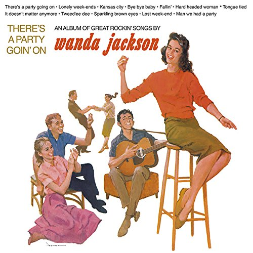 Wanda Jackson - There\\\'s A Party Goin\\\' On (LP Vinyl)