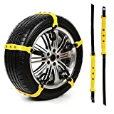XinChangShangMao Tire Chains of Car Non-Slip for Sand Mud Snow and Climbing Security Chains