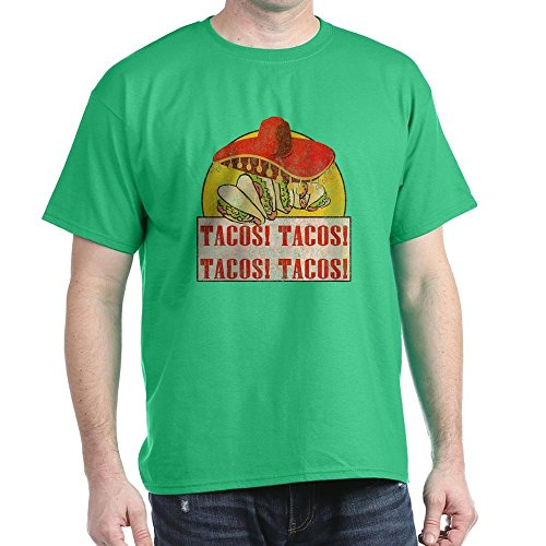 CafePress - Reno 911 Tacos Tacos - 100% Cotton T-Shirt