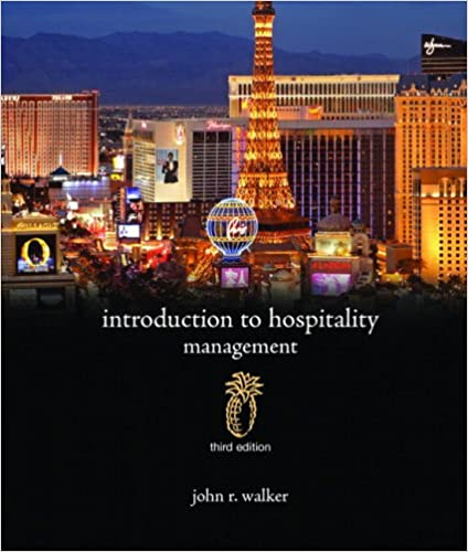 Introduction to hospitality management 3rd edition john r walker introduction to hospitality management 3rd edition john r walker 9780135061381 amazon books fandeluxe Gallery