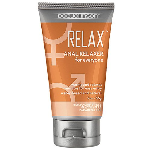 Doc Johnson Relax Anal Relaxer-2 oz