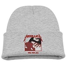 Metallica - Seek & Destroy Kids Beanie Hats Knit Cap