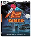 Blood Diner (Vestron Video Collector's Series) [Blu-ray] [Import]