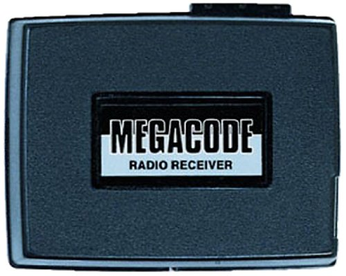 Linear MDR 1-Channel Receiver, 318 MHz, 2.52'' Width, 2.5'' Hieght by Linear