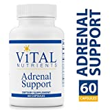 Vital Nutrients Adrenal Support Capsules, 60 Count Review