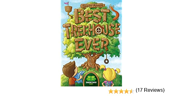 Best Treehouse Ever: Green Couch Games: Amazon.es: Juguetes y juegos