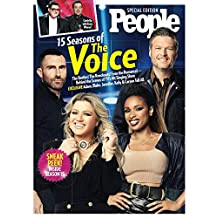 PEOPLE 15 Seasons of The Voice