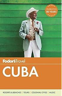 Fodors Cuba (Travel Guide)