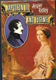 Napoleon III and Eugenie by Jasper Ridley front cover