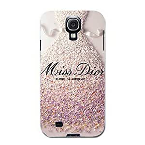 Dior Logo Phone Case Elegant Design 3D Hard Phone Case for Samsung Galaxy S4 I9500 Dior Logo