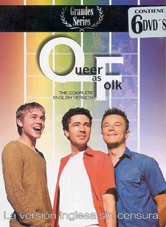 QUEER AS FOLK 1 (UK TV series): Amazon.es: Cine y Series TV