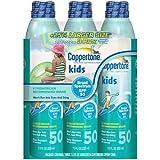 Coppertone Kids Continuous Spray 50SPF - 3/7.5oz. Cans