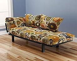 Best Futon Lounger Sit Lounge Sleep Smal...