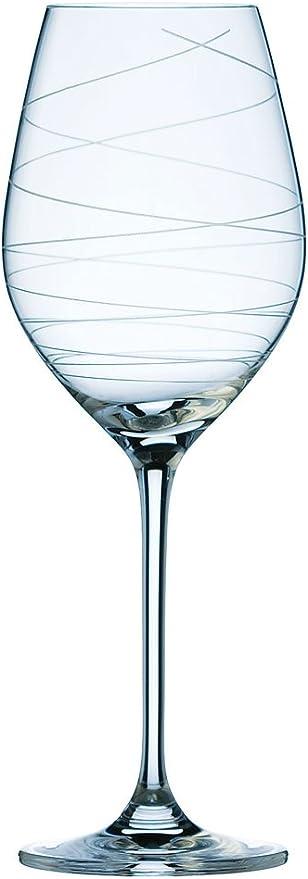 Kristallglas Weinglaser In Delilah Muster 6