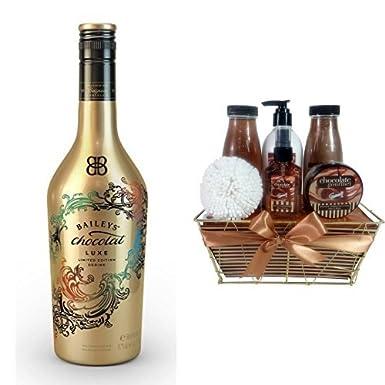 Baileys Chocolat Luxe and Gloss! Chocolate Bath Gift Set: Amazon ...