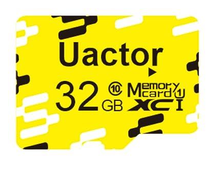 Uactor - Lector de tarjetas SD/Micro SD, adaptador USB 3.0 ...