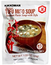 Kikkoman Instant Miso Soybean Paste Soup with Tofu, 30g