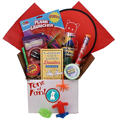 Tons of Fun - Camp Care Package for Kids