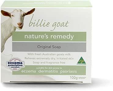 Billie Goat Nature's Remedy Original Soap Bar 100 g, Original, 100 g