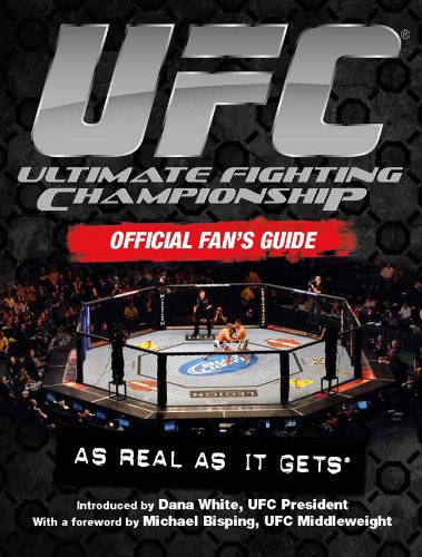 Read Online UFC Official Fan's Guide: As Real As It Gets ebook