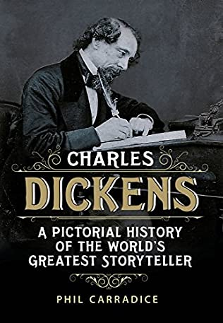 book cover of Charles Dickens