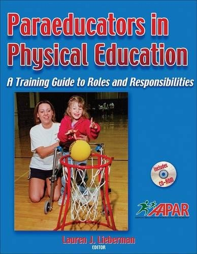 A Paraeducators in PE: Training Gd to Roles & Responsibilities