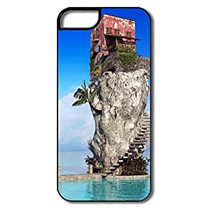 Personalize Amazing Design Perfect-Fit Sea House IPhone 5/5s Case For Family by mcsharks