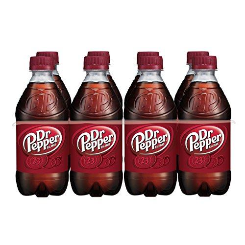 Dr Pepper, 12 fl oz bottles, 8 count