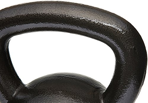 AmazonBasics Cast Iron Kettlebell, 45 lb by AmazonBasics (Image #2)