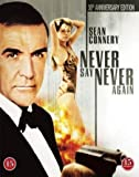 Never Say Never Again (1983) 30th Anniversary Edition Region-Free Blu-ray