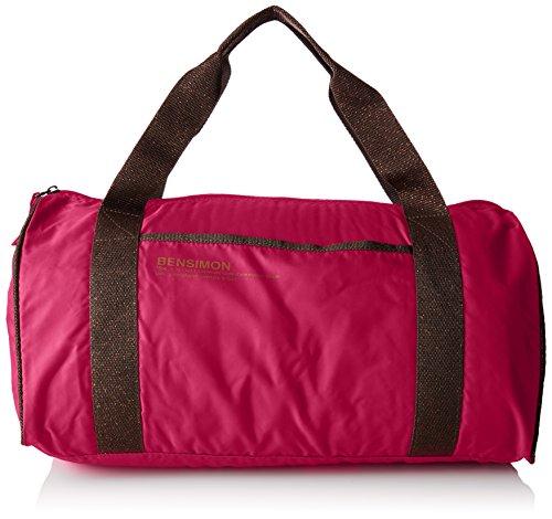 Bensimon Color Bag - Borse a spalla Donna, Rose (Rose Framboise), 21.5x22x45 cm (W x H x L)