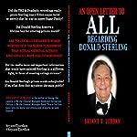 An Open Letter to All Regarding Donald Sterling | Bryant T. Jordan
