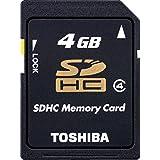 TOSHIBA SD card SDL004G4