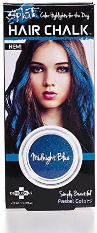 SPLAT HAIR CHALK (MIDNIGHT BLUE) by Developlus