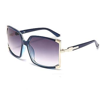 XCTYQ Gafas De Sol Big Frame Gafas De Sol Cuadradas Mujer ...