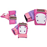 Impala Skate Kids Protective Pad Set Pink