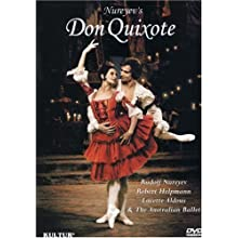 Nureyev's Don Quixote / Lanchbery, Nureyev, Helpmann, Aldous, Australian Ballet (2000)