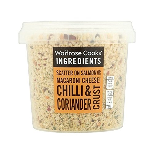 Cooks' Ingredients Chilli & Coriander Crust Waitrose 130g - Pack of 6 by Cooks' Ingredients