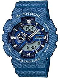 G-Shock GA110DC-2A Mens Denim Watch