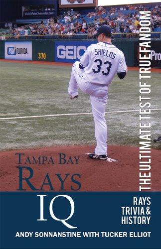 Tampa Crawford Bay Carl - Tampa Bay Rays IQ: The Ultimate Test of True Fandom