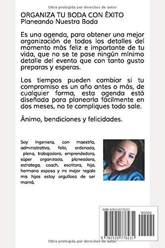 ORGANIZA TU BODA CON ÉXITO: Planeando nuestra boda (Spanish ...