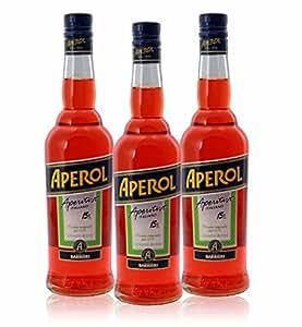 Italian Aperitif Aperol (Pack 3 Bottles)